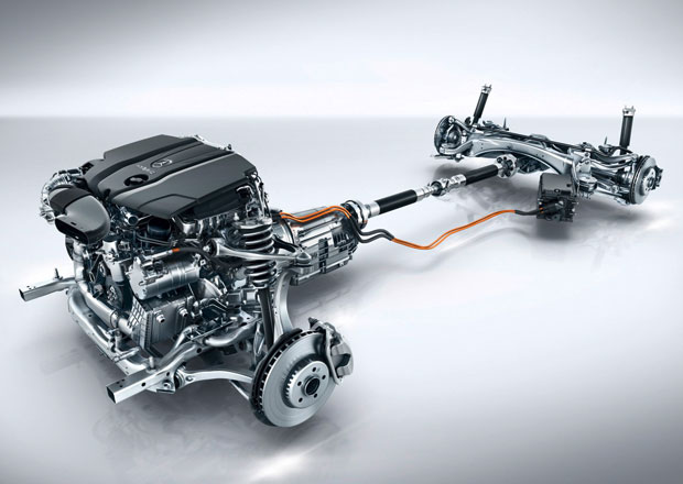 Mercedes-Benz si v budoucnu vystačí se čtyřmi platformami