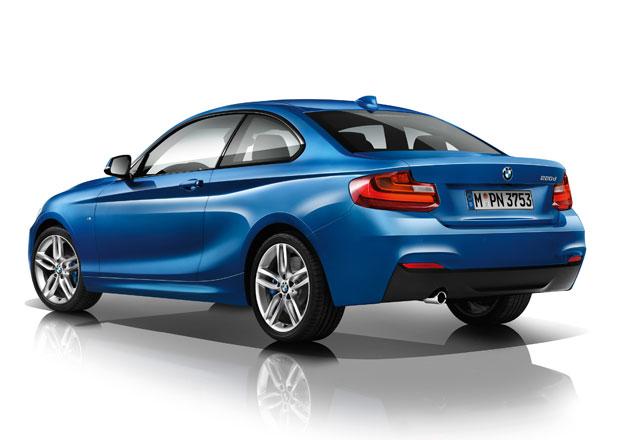 BMW 218d Coupé: Nový základ vyjde na 760.000 Kč