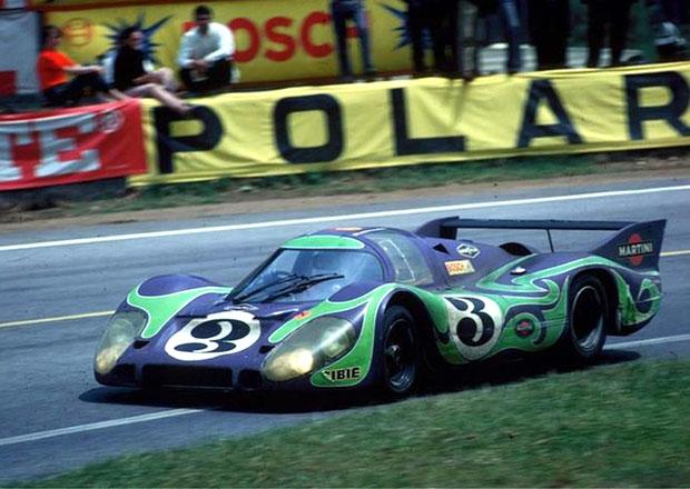 917, 956 a 962: Legendární předchůdci závodního Porsche 919