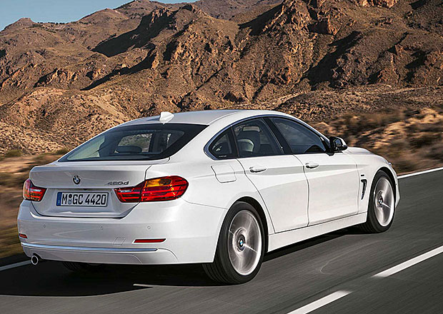 BMW 4 Gran Coup�: Zn�me �esk� ceny