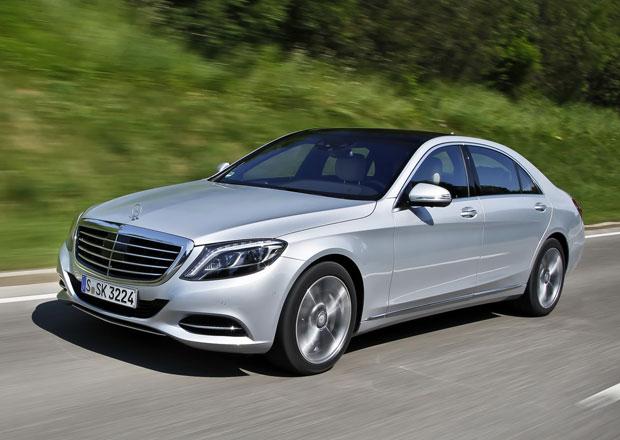 Příští Mercedes-Benz S bude našlapán hliníkem a CFRP