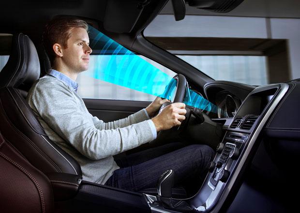 Volvo v�s ochr�n� p�ed nepozornost� za volantem