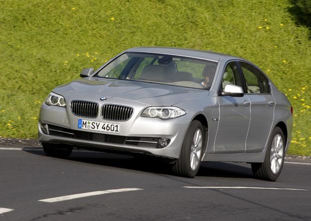BMW chce letos dostat odbyt nad dva miliony vozů