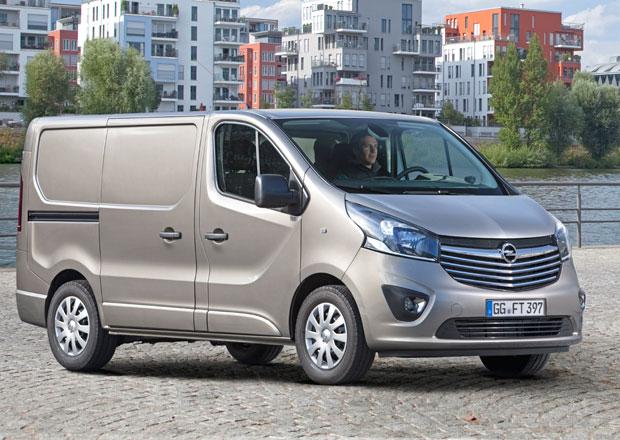 Renault Trafic a Opel Vivaro nastupují v nové generaci