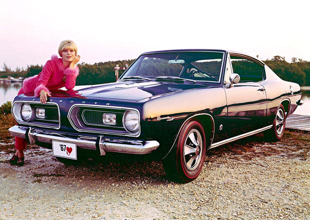 Plymouth Barracuda: Dravá ryba od Chrysleru oslaví padesátku