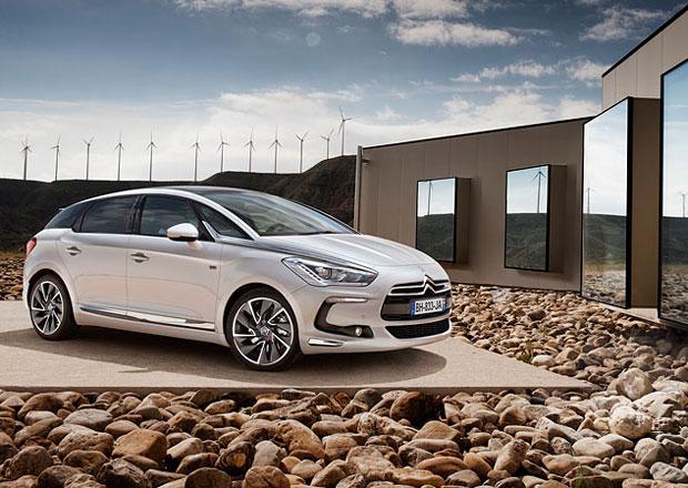 Citroën DS5 BlueHDi 180: Více výkonu pro 2.0 HDi a Euro 6