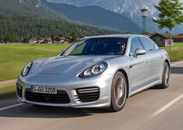 Porsche Panamera II: S novou platformou a motory V6 a V8