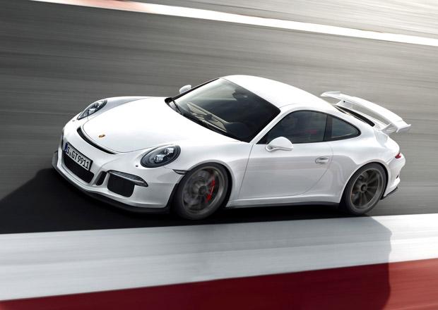 Požáry Porsche 911 GT3: Na vině byl vadný šroub ojnice