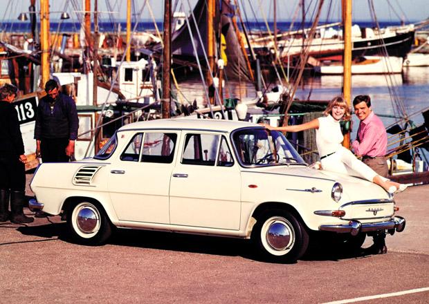 Škoda 1000 MB (1964-1969): Mladoboleslavský průkopník