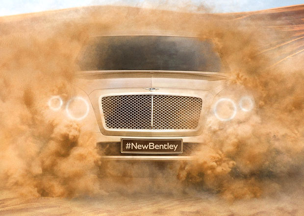 Bentley: Objeví se v jeho nabídce hned dvě SUV?