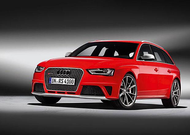 Příští Audi RS 4 přejde na 3.0 V6 s biturbem