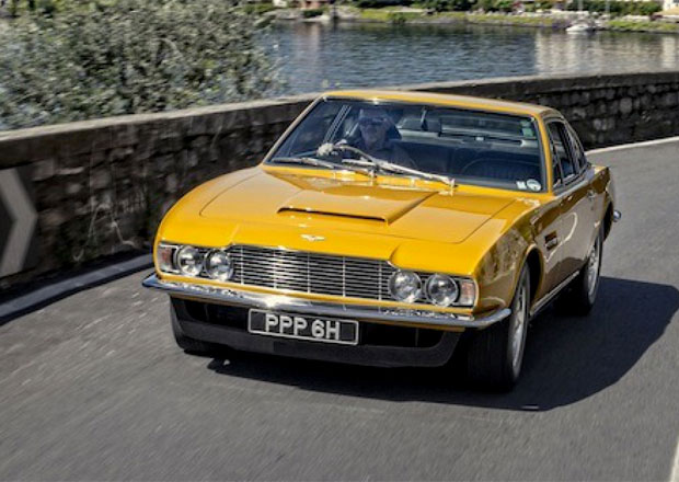 Aston Martin DBS V8 ze seri�lu The Persuaders! m��i do aukce