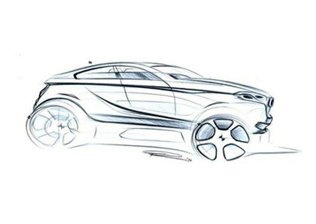 BMW bude vyrábět i crossover X2