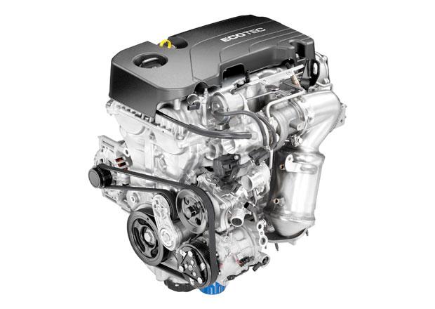 General Motors představuje novou generaci motorů Ecotec