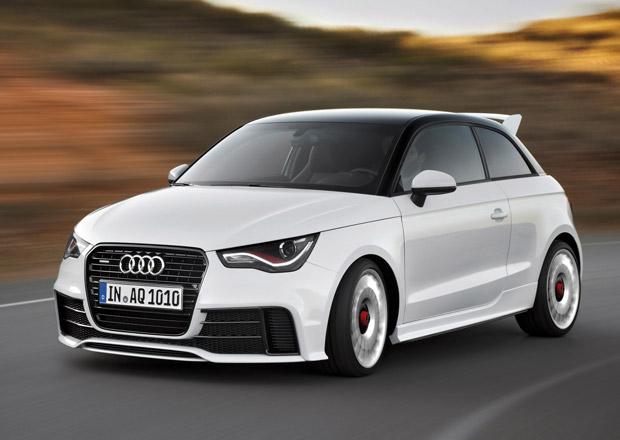 Audi p�ipravuje zb�sil� RS 1