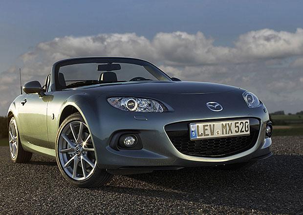 Mazda MX-5 ND: Nový motor 1.5 Skyactiv a sourozenec od Abarthu