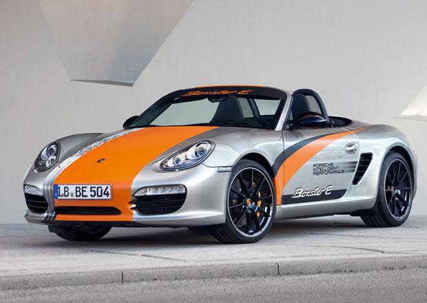 Porsche zvažuje výrobu elektrického sportovního auta