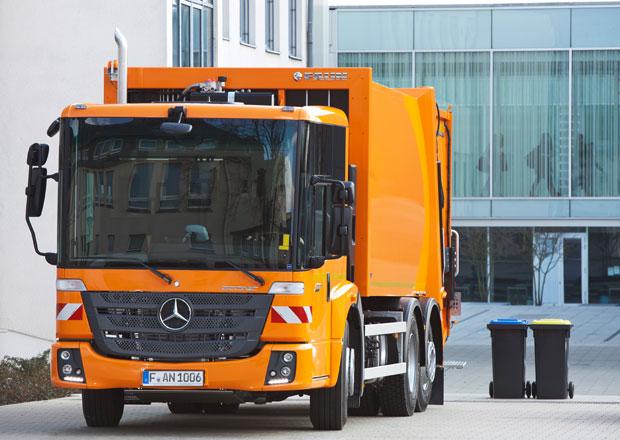 Mercedes-Benz Econic nejen pro komunální služby