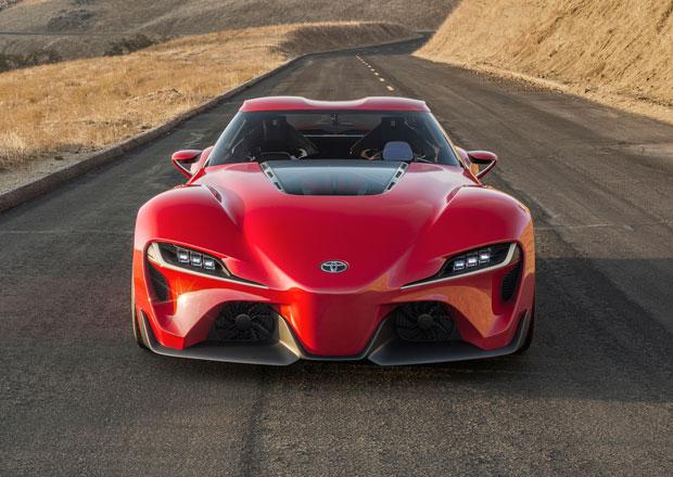 Toyota si zaregistrovala označení S-FR. Bude patřit příští Supře?