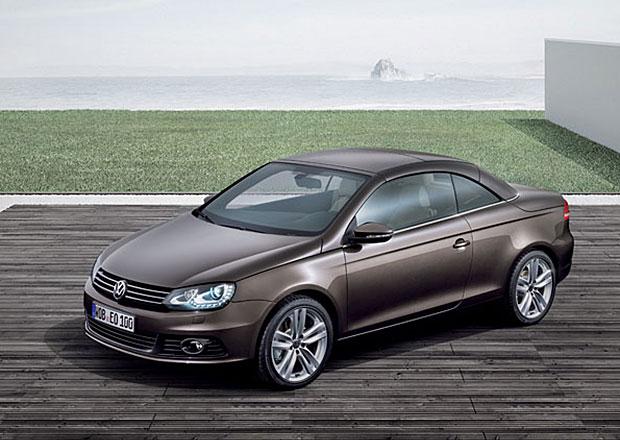 Volkswagen Eos skon�� bez n�stupce