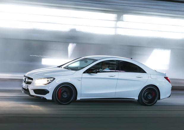 Mercedes-Benz: Velký zájem o kompakty znamená zvýšení výroby