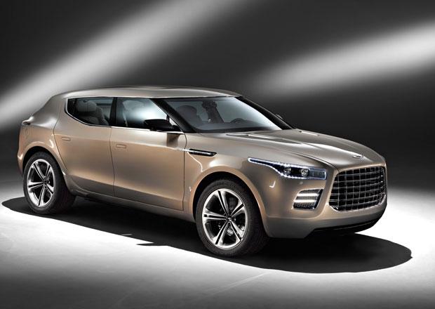 Aston Martin pl�nuje nov� modely, z�ejm� vyjedou na platform�ch Mercedesu