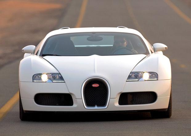 Bugatti spust� certifikovan� program pro ojetiny