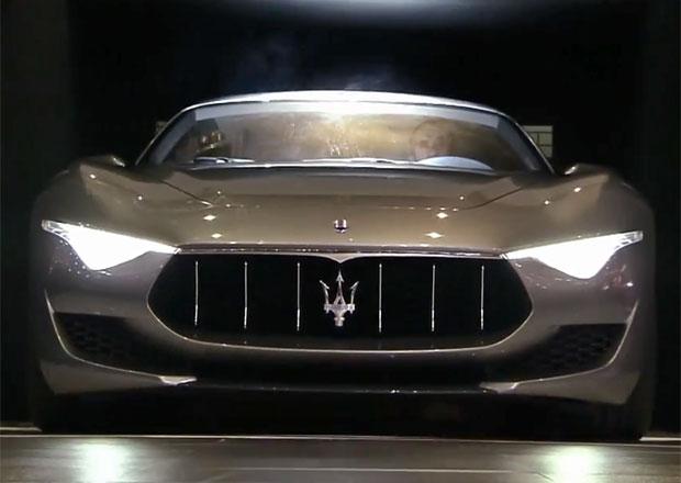 Video: Jak se rodil koncept Maserati Alfieri