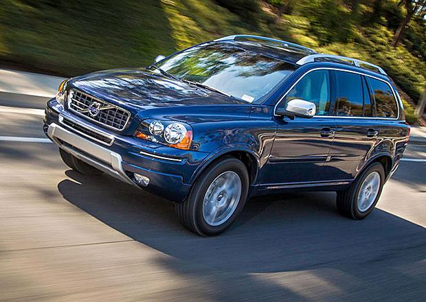 Volvo XC90: Letit� SUV jen tak neum�e