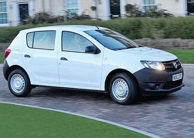 Dacia v reklamě tvrdí, že je její Sandero vhodné i pro ministra