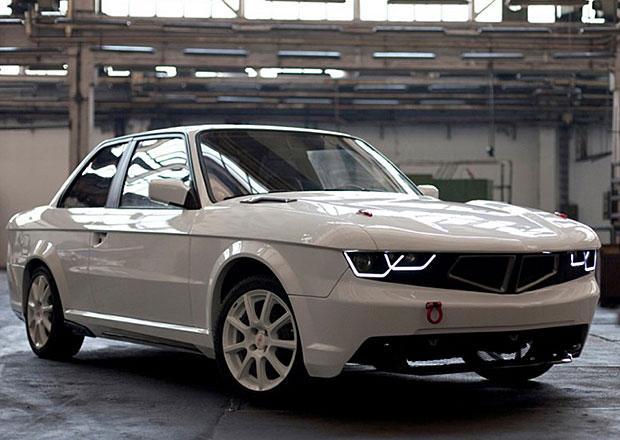 TM concept30 aneb BMW E30 pro 21. století