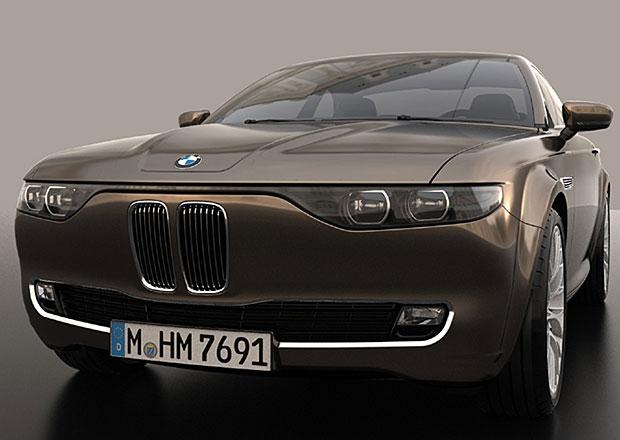 BMW CS Vintage: Vzpomínka na klasická kupé z Mnichova