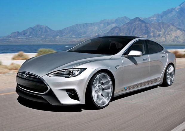 Tesla Model S Unplugged Performance: Elektrosedan v kombinéze