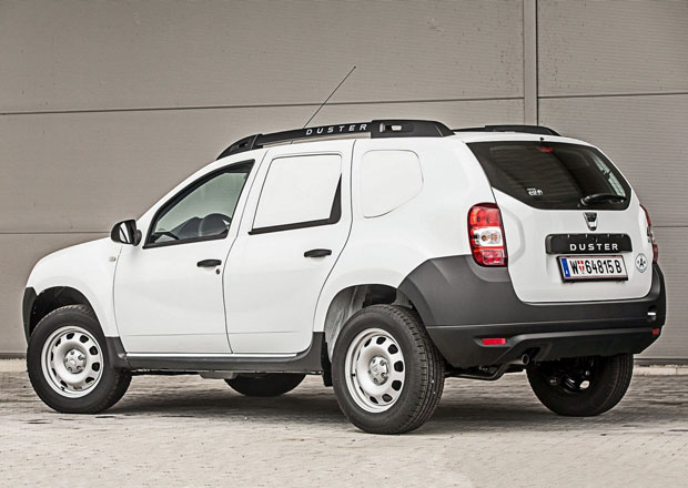 Dacia Duster Fiskal: Rumunský drsoň v montérkách