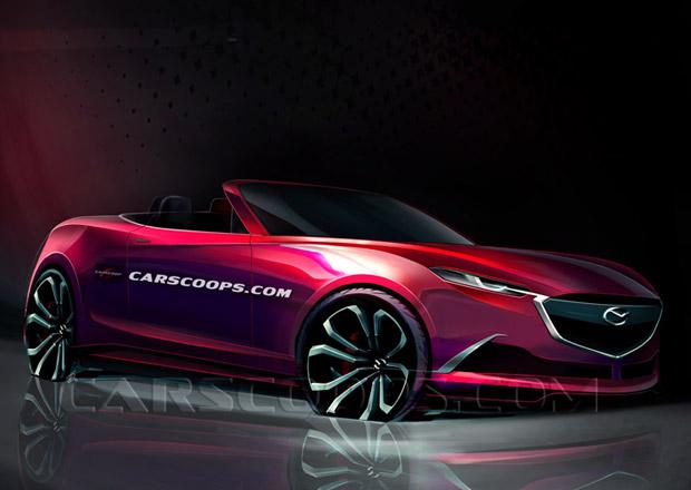 Mazda MX-5 2015: unikla oficiální skica
