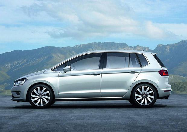 Volkswagen Golf Sportsvan: V Česku od 433.900 Kč