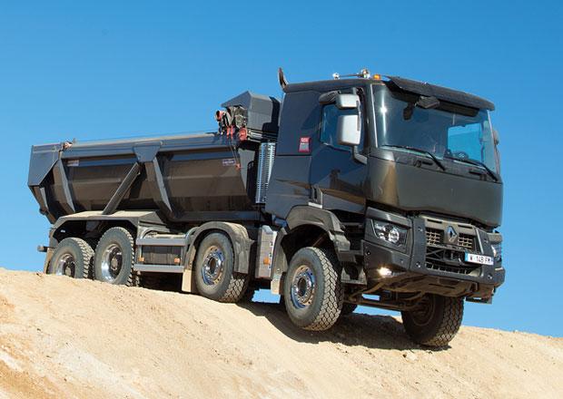Kabiny Renault Trucks C a K: Prostor
