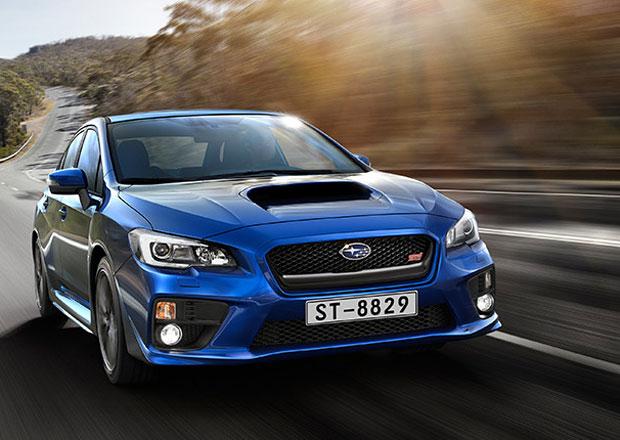 Subaru WRX STI: V Německu od 41.900 eur (1,15 milionu korun)