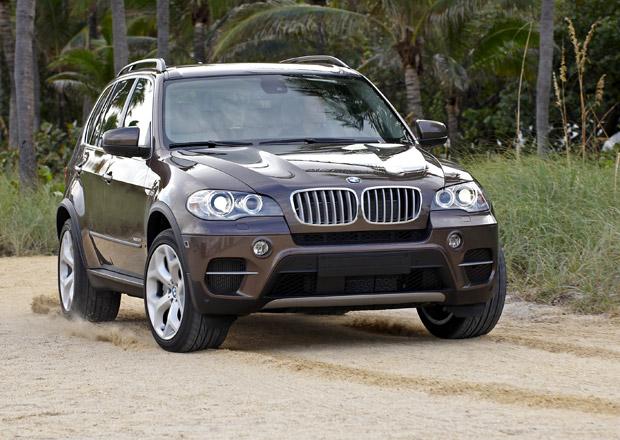 BMW svolává v Číně ke kontrole 232.000 vozů