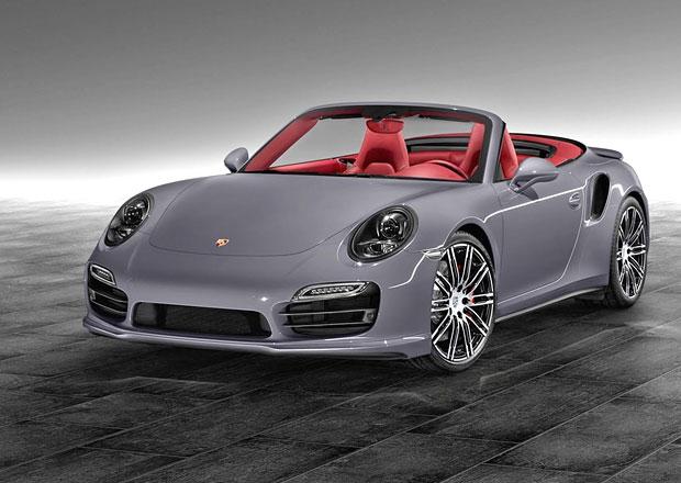 Porsche Exclusive předvádí co umí s novou 911  Turbo Cabriolet