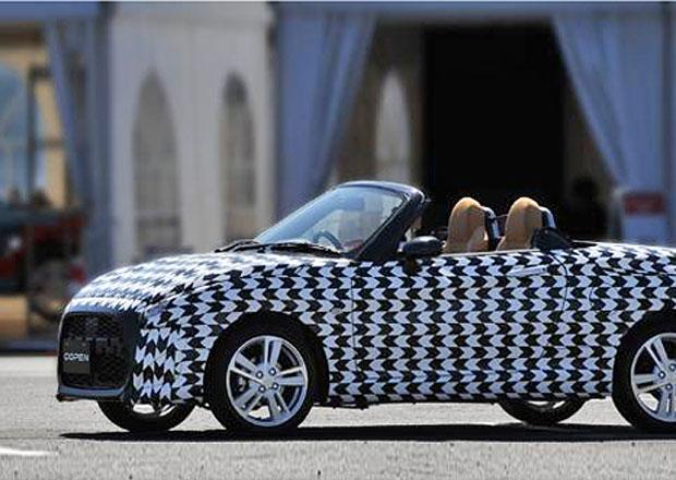 Daihatsu Copen: Předpremiéra v maskáčích
