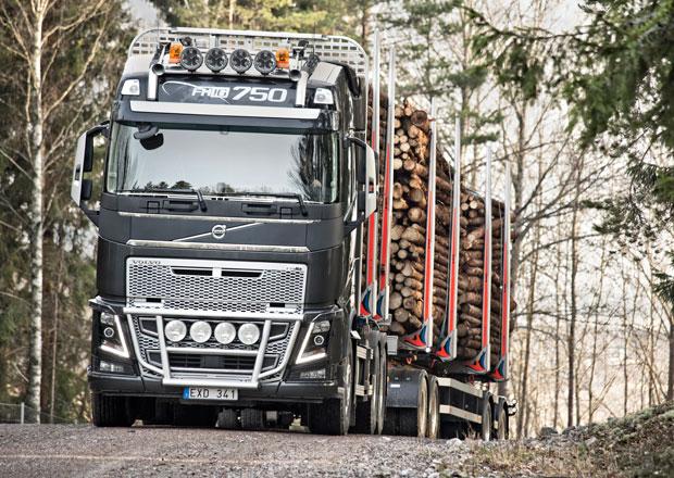 Volvo Trucks spou�t� prodej sv� vlajkov� lodi FH16 Euro 6