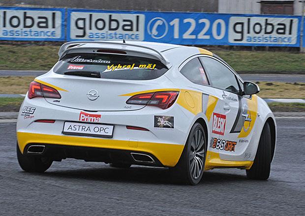 Soutěž v driftování, 24.kolo: Vítěz získá Opel Astra OPC