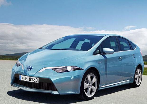 Nov� Toyota Prius bude m�t zpo�d�n�