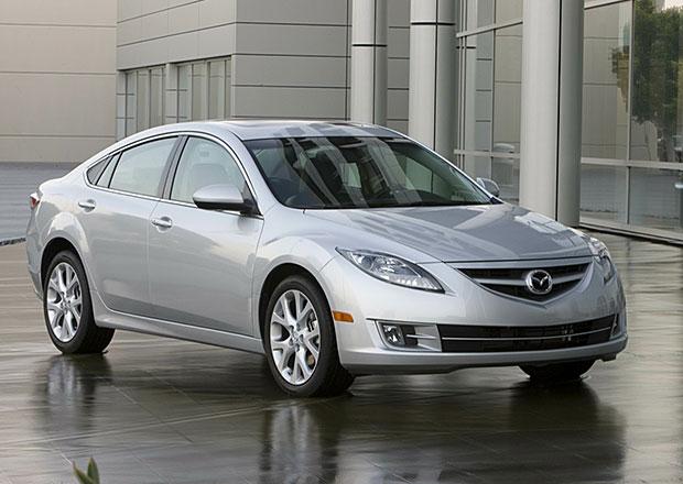 Mazda svolává model 6 kvůli pavoukům, už podruhé