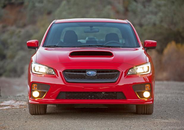 Subaru zvažuje výrobu hatchbacku WRX