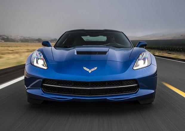Chevrolet Corvette Stingray: Modelový rok 2015 přiváží osmistupňový automat