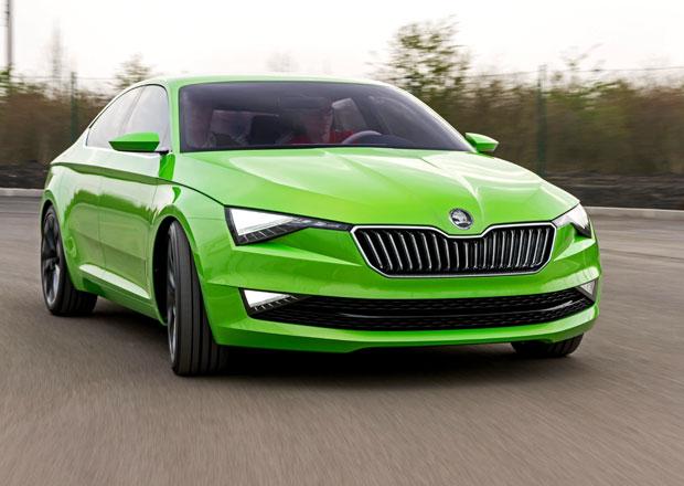 Škoda Vision C: První jízdní dojmy (+video)