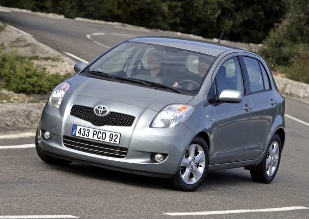Toyota svol�v� ke kontrole 6,58 milionu voz�