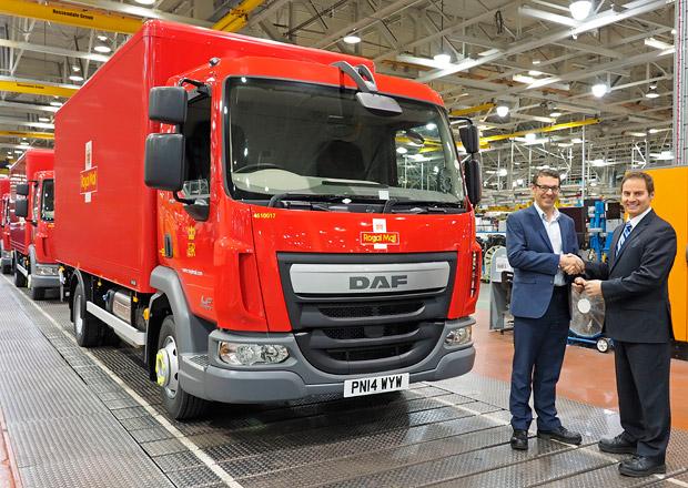 Leyland Trucks oslavuje netradi�n� jubileum